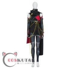 画像2: スカーレットネクサス SCARLET NEXUS カサネ・ランドール コスプレ衣装 (2)