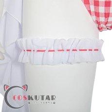 画像13: アークナイツ 水着 エイヤフィヤトラ コスプレ衣装 (13)