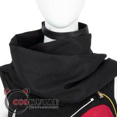 画像6: スカーレットネクサス SCARLET NEXUS カサネ・ランドール コスプレ衣装 (6)