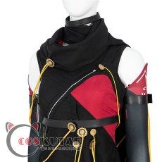 画像7: スカーレットネクサス SCARLET NEXUS カサネ・ランドール コスプレ衣装 (7)