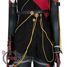 画像9: スカーレットネクサス SCARLET NEXUS カサネ・ランドール コスプレ衣装 (9)