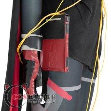 画像10: スカーレットネクサス SCARLET NEXUS カサネ・ランドール コスプレ衣装 (10)