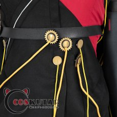 画像13: スカーレットネクサス SCARLET NEXUS カサネ・ランドール コスプレ衣装 (13)
