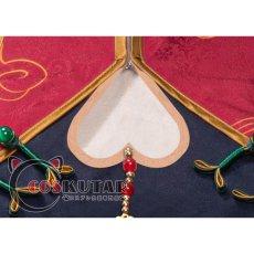 画像12: Fate/Grand Order FGO 酒呑童子 チャイナドレス コスプレ衣装 (12)