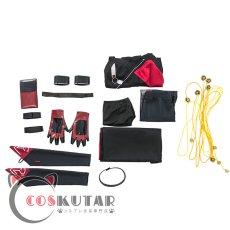 画像15: スカーレットネクサス SCARLET NEXUS カサネ・ランドール コスプレ衣装 (15)