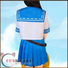 画像5: 第五人格 IdentityV セーラー服 庭師 エマ・ウッズ コスプレ衣装 (5)
