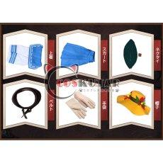 画像9: 第五人格 IdentityV セーラー服 庭師 エマ・ウッズ コスプレ衣装 (9)