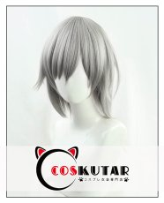 画像1: プロジェクトセカイ カラフルステージ!feat.初音ミク 日野森志歩 コスプレウィッグ (1)