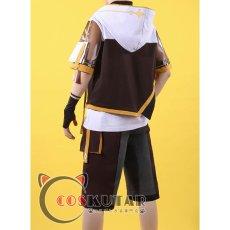画像4: 原神 Genshin 桂林コラボドキュメンタリー 空 主人公 旅人 コスプレ衣装 (4)
