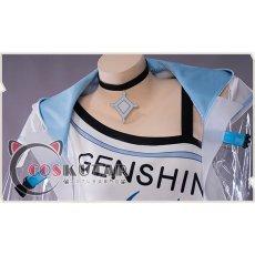 画像5: 原神 Genshin 張家界コラボドキュメンタリー 蛍 主人公 旅人 コスプレ衣装 (5)