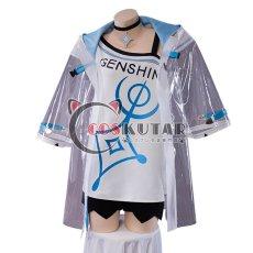 画像1: 原神 Genshin 張家界コラボドキュメンタリー 蛍 主人公 旅人 コスプレ衣装 (1)