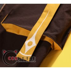 画像8: 原神 Genshin 桂林コラボドキュメンタリー 空 主人公 旅人 コスプレ衣装 (8)