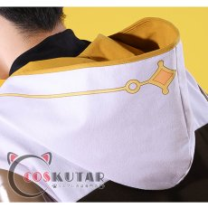 画像10: 原神 Genshin 桂林コラボドキュメンタリー 空 主人公 旅人 コスプレ衣装 (10)