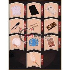 画像10: 第五人格 IdentityV サンシャインシティプリンスホテル コラボ 画家 エドガー・ワルデン コスプレ衣装 (10)