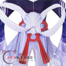 画像14: 原神 Genshin 珊瑚宮心海 コスプレ衣装 (14)