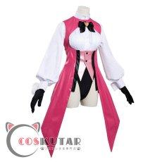 画像4: Fate/Grand Order FGO 光のコヤンスカヤ コスプレ衣装 最終再臨 (4)
