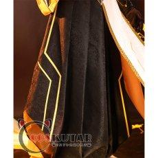 画像7: 原神 Genshin 岩神 モラクス コスプレ衣装 修正版 (7)