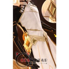画像11: 原神 Genshin 岩神 モラクス コスプレ衣装 修正版 (11)