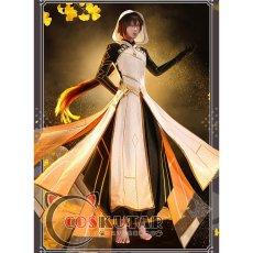 画像3: 原神 Genshin 岩神 モラクス コスプレ衣装 修正版 (3)
