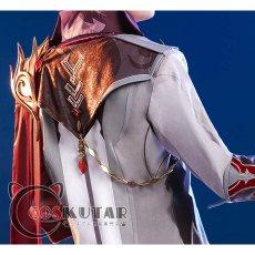 画像17: 原神 Genshin タルタリヤ 公子 コスプレ衣装 修正版 (17)