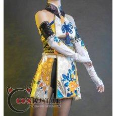 画像3: NARAKA: BLADEPOINT 御宅花織 土御門胡桃 コスプレ衣装 (3)