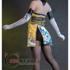 画像4: NARAKA: BLADEPOINT 御宅花織 土御門胡桃 コスプレ衣装 (4)