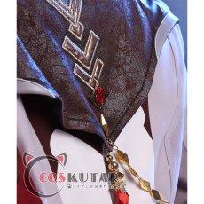 画像5: 原神 Genshin タルタリヤ 公子 コスプレ衣装 修正版 (5)