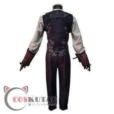 画像4: 第五人格 IdentityV 言いなり 患者 エミール コスプレ衣装 (4)