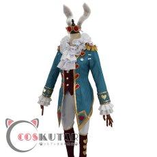 画像3: 第五人格 IdentityV 白ウサギさん 弁護士 フレディ・ライリー コスプレ衣装 (3)