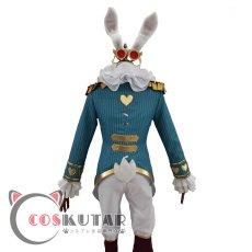 画像4: 第五人格 IdentityV 白ウサギさん 弁護士 フレディ・ライリー コスプレ衣装 (4)