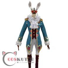 画像2: 第五人格 IdentityV 白ウサギさん 弁護士 フレディ・ライリー コスプレ衣装 (2)