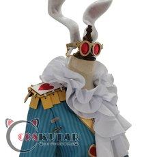 画像5: 第五人格 IdentityV 白ウサギさん 弁護士 フレディ・ライリー コスプレ衣装 (5)