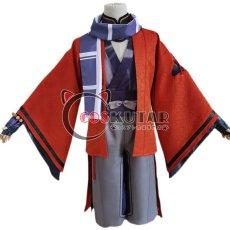 画像1: 原神 Genshin 万葉の親友 コスプレ衣装 (1)