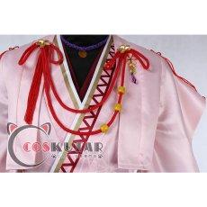 画像8: あんさんぶるスターズ!! Music 琥珀色に咲く蕾 才能開花後 桜河こはく コスプレ衣装 (8)