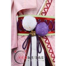 画像15: あんさんぶるスターズ!! Music 琥珀色に咲く蕾 才能開花後 桜河こはく コスプレ衣装 (15)