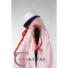 画像16: あんさんぶるスターズ!! Music 琥珀色に咲く蕾 才能開花後 桜河こはく コスプレ衣装 (16)