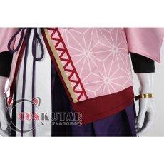 画像10: あんさんぶるスターズ!! Music 琥珀色に咲く蕾 才能開花後 桜河こはく コスプレ衣装 (10)