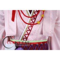 画像9: あんさんぶるスターズ!! Music 琥珀色に咲く蕾 才能開花後 桜河こはく コスプレ衣装 (9)