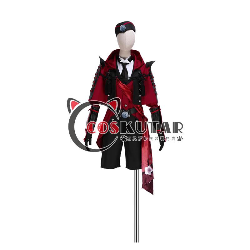 画像1: 刀剣乱舞 日向正宗 コスプレ衣装 (1)