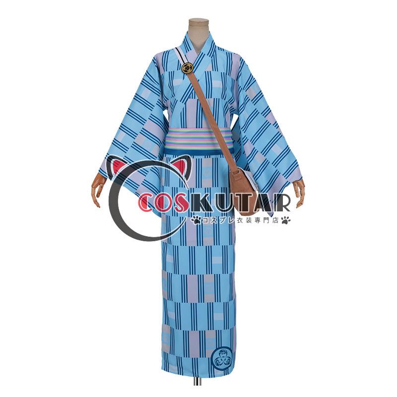 画像1: 刀剣乱舞 大江戸温泉 包丁藤四郎 コスプレ衣装 (1)
