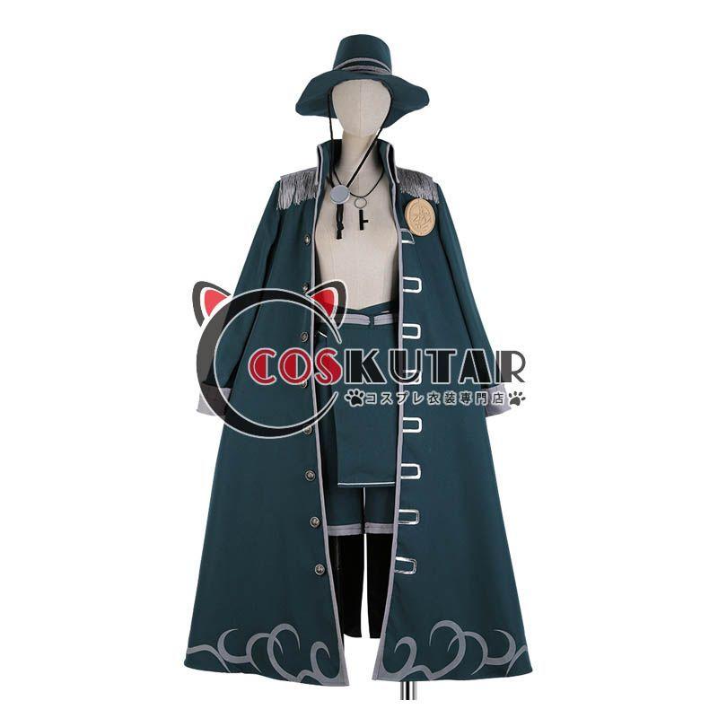 画像1: Fate/Grand Order FGO 霊衣 水着 巌窟王 エドモン・ダンテス コスプレ衣装 (1)