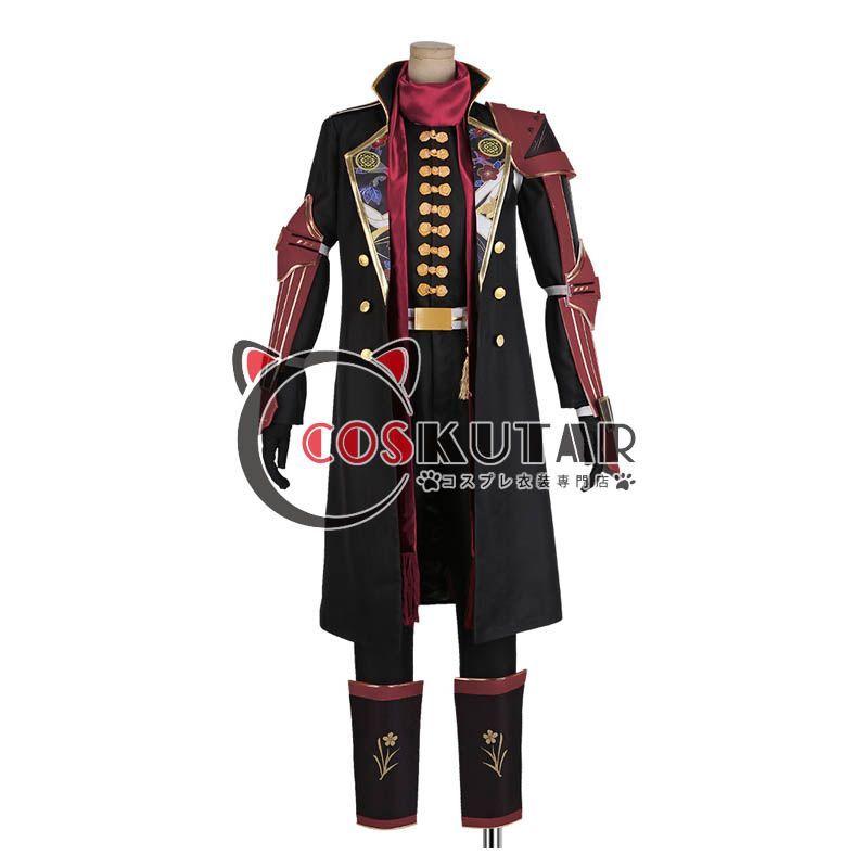 画像1: 刀剣乱舞 加州清光 極 コスプレ衣装 (1)