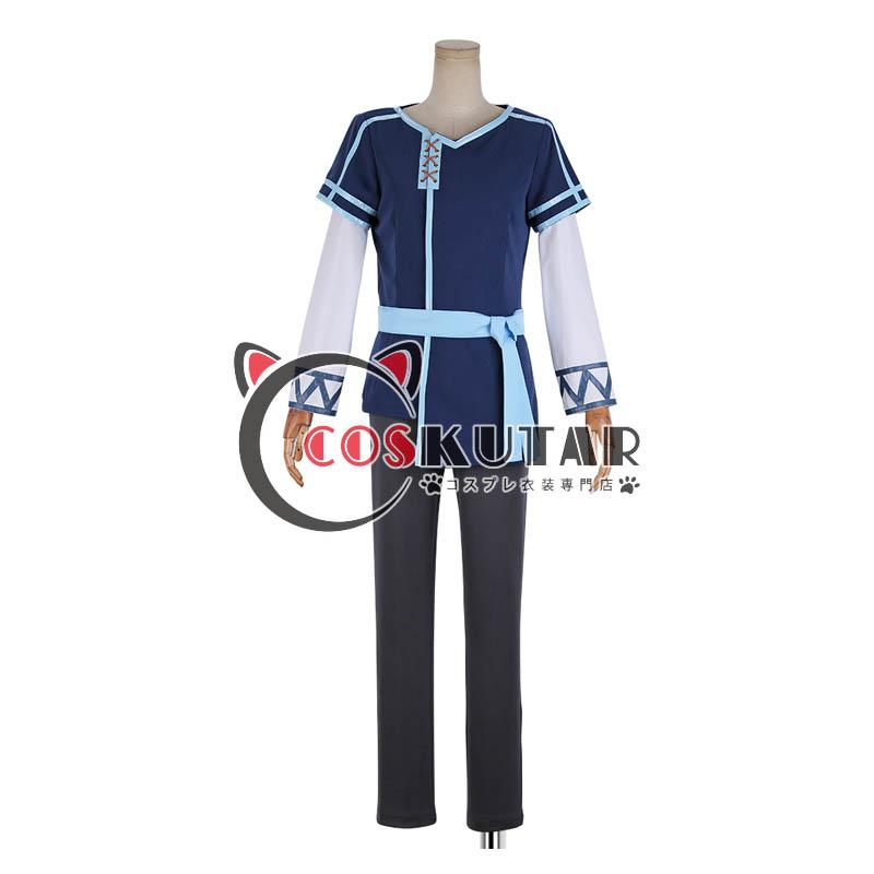 画像1: ソードアート・オンライン アリシゼーション SAO 第3期 キリト コスプレ衣装 (1)