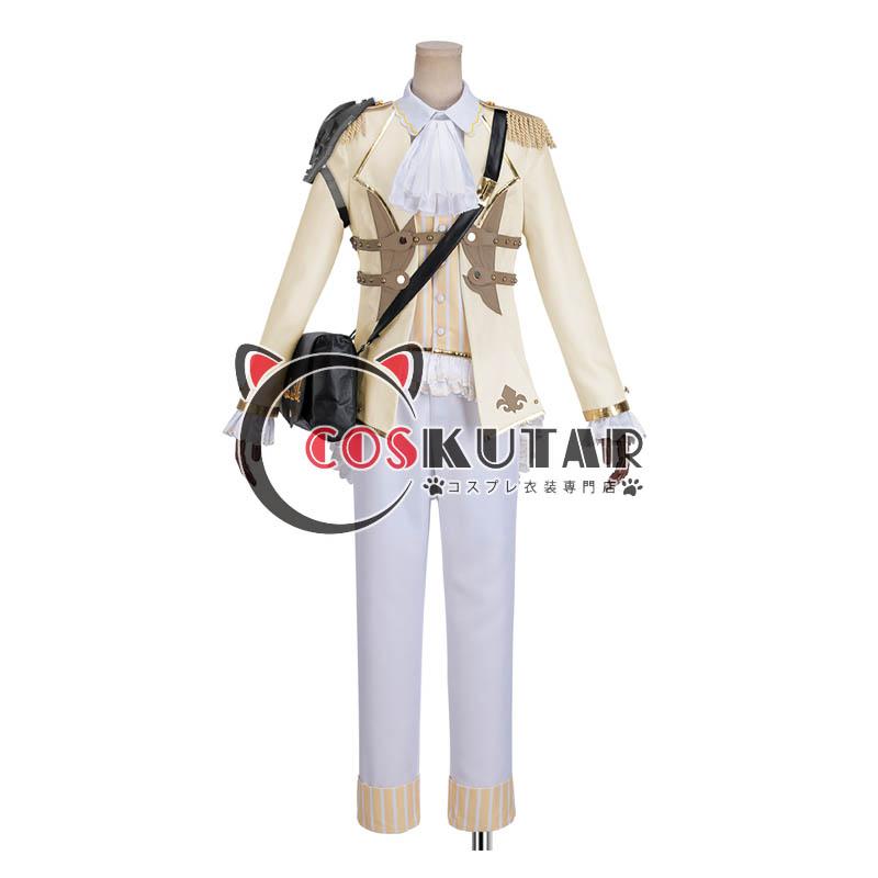 画像1: 千銃士 レジチケガチャ 優雅な貴銃士 シャルルヴィル コスプレ衣装 (1)