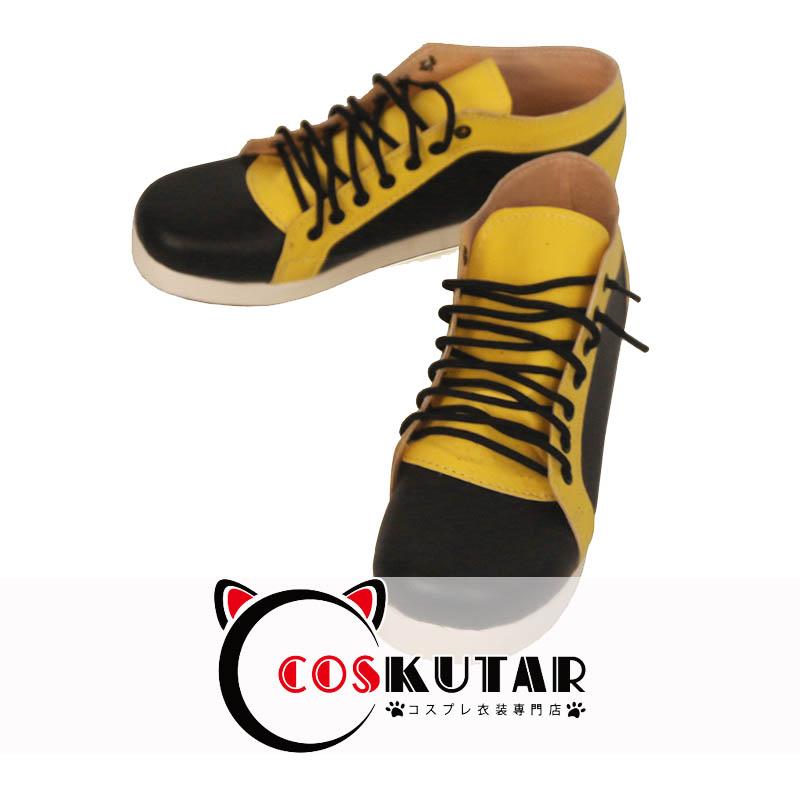 画像1: RWBY サン・ウーコン Sun Wukong コスプレ靴 (1)