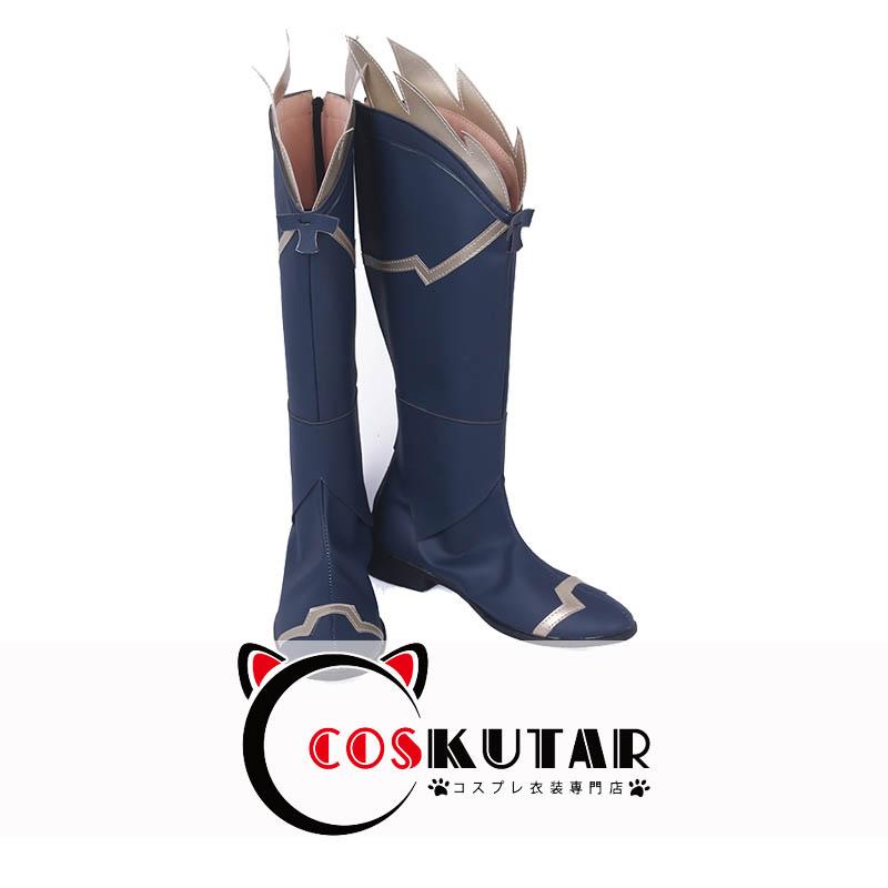 画像1: ファイアーエムブレムif セツナ FE コスプレ靴 (1)