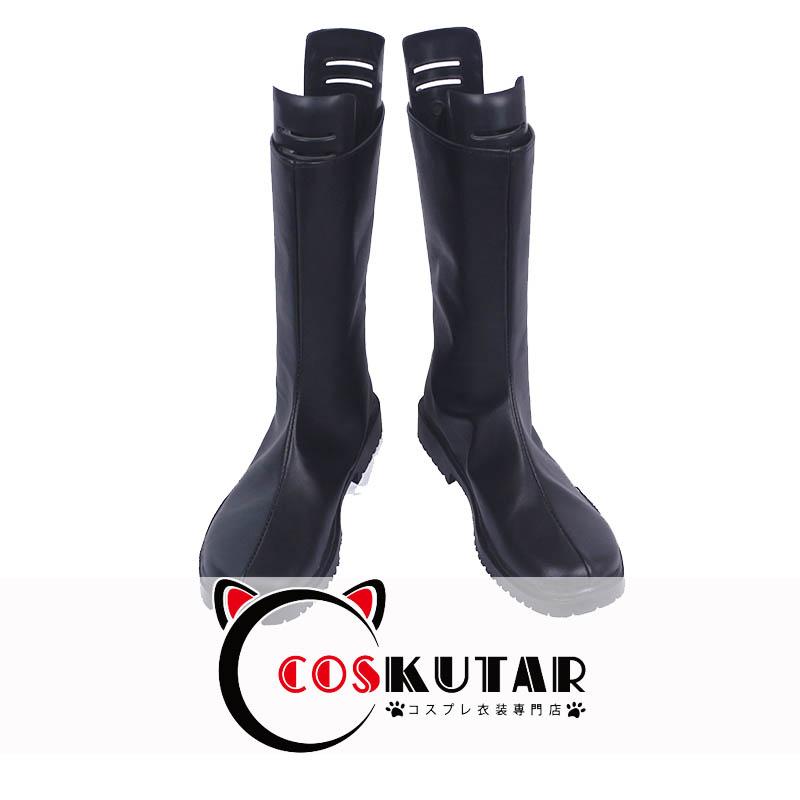 画像1: ファイナルファンタジーVIII FF8 スコール・レオンハート コスプレ靴 (1)