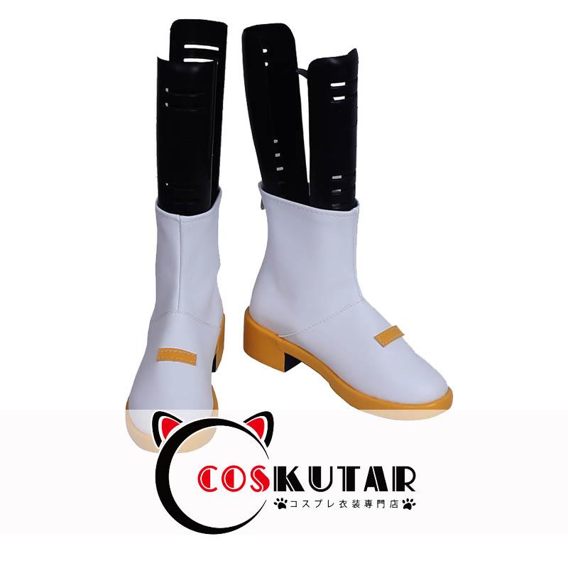 画像1: VOCALOID ボーカロイド 鏡音レン 鏡音リン コスプレ靴 (1)