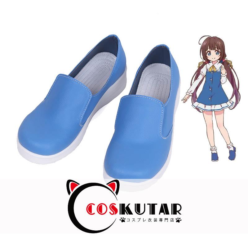 画像1: りゅうおうのおしごと! 雛鶴あい コスプレ靴 (1)