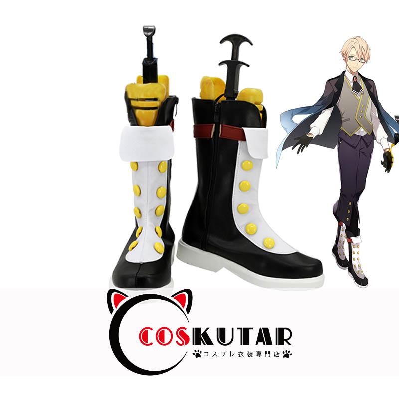 画像1: Fate/Grand Order ヘンリー・ジキル&ハイド コスプレ靴 (1)
